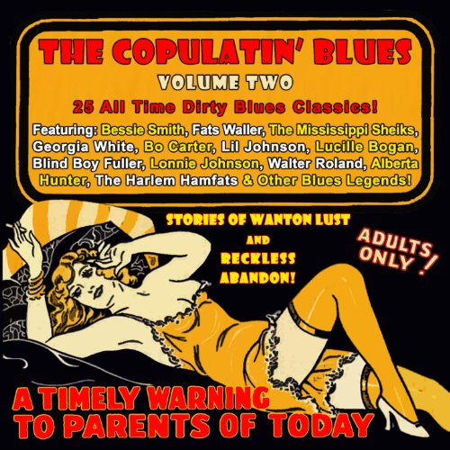 Copulatin' Blues Volume 2 [Explicit]