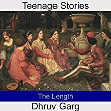 The Length Audiobook by Dhruv Garg Narrated by John Hawkes