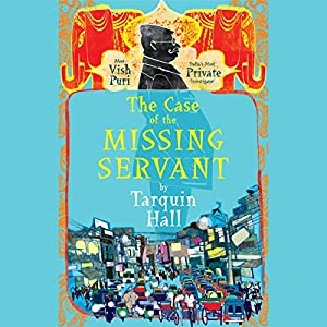 The Case of the Missing Servant Audiobook