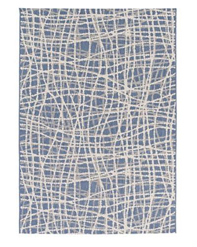 Surya Terrace Abstract Lines Indoor/Outdoor Rug