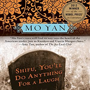 Shifu, You'll Do Anything for a Laugh Audiobook