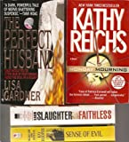 img - for *4* Thrillers/Suspense Novels: