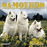 img - for Samoyeds 2002 Wall Calendar book / textbook / text book