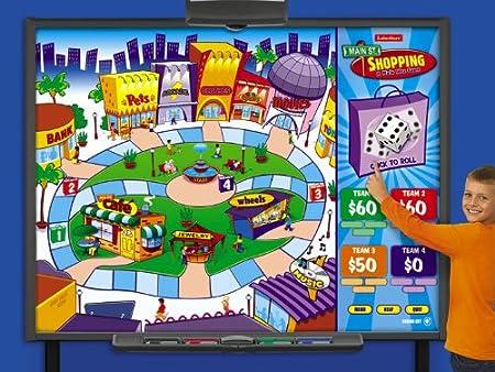 Main Street Shopping: Interactive Main Idea Game