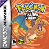 Pokémon Fire Red - Includes Free GBA Wireless Adapter (GBA)