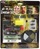 Zombie All-in-One Family Size Makeup Kit