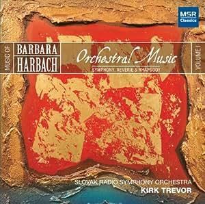 Barbara Harbach Orchestral Music