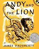 Andy and the Lion (Picture Puffins) (0140502777) by Daugherty, James