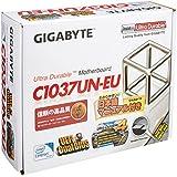 Gigabyte GA-C1037UN-EU - Placa base Intel (Mini ITX, zócalo FCBGA1023)