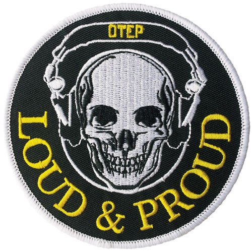 Otep Loud And Proud Embroidered Patch