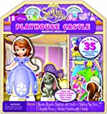 Artistic Studios Disney Sofia The First Wooden Magnetic Playhouse (35-Piece)