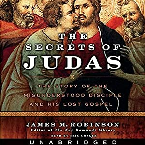 The Secrets of Judas Audiobook