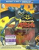 Batman Unlimited: Animal Instincts  [Blu-ray + Digital Copy + Figurine] (Bilingual)