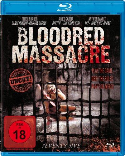 Bloodred Massacre [Blu-ray]