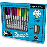 Sharpie Special Edition 12 Piece Permanent Marker Pack (1909896)