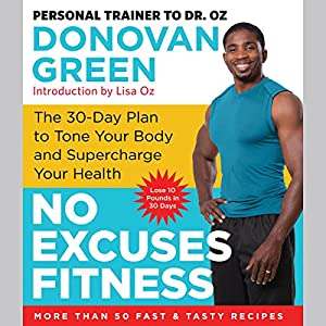 No Excuses Fitness Audiobook