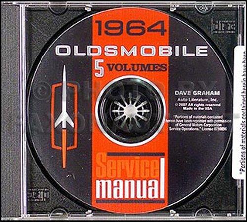 1964-oldsmobile-cd-rom-repair-shop-manual