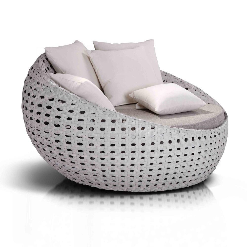 Nikkigarden Tagesbett Kreta weiß jetzt kaufen
