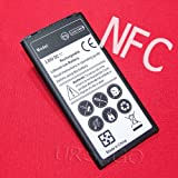 High Capacity Samsung Galaxy S5 Cell Phone Battery (LI-ION 3.85V 4450mAh) - Replacement Grade A+ NFC Battery For Sprint Samsung Galaxy S5 Sport SM-G860P Phone (Color: as shown in picture)