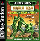 Army Men World War: Land Sea Air / Game