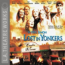 Lost in Yonkers  by Neil Simon Narrated by Barbara Bain, Dan Castellaneta, full cast