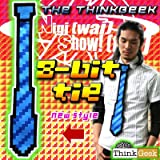 The ThinkGeek 8-bit Tie ~Geekに夢を♪8ビットネクタイ~(★BLUE!)