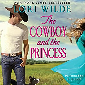 The Cowboy and the Princess Audiobook
