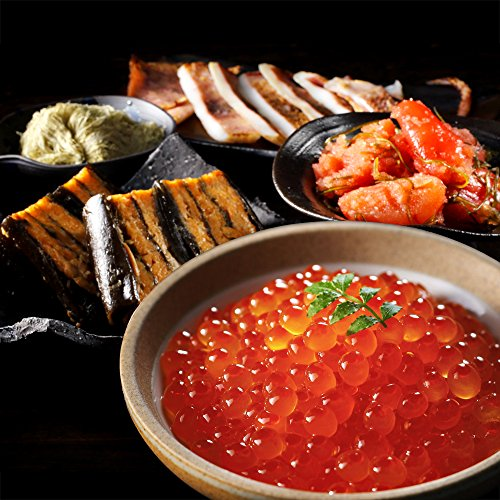 島の人 お試しセット いくら 北海道の海鮮グルメ 全5品 ギフト