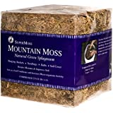 SuperMoss (23820) Mountain Moss Dried, Natural, 1.5lb Mini Bale