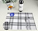 Story @ Home Designer Dining Table Place Mat - Set of 4
