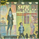 Satie: Parade & other theatre music