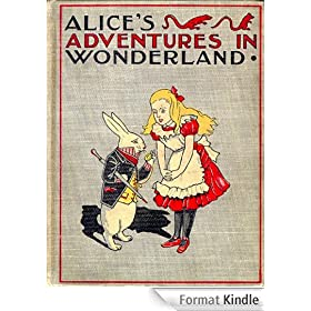 ALICE'S ADVENTURES IN WONDERLAND (non illustrated) (English Edition)