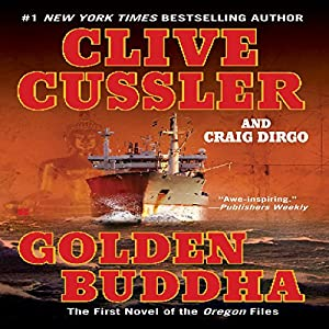 Golden Buddha Hörbuch