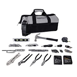 AmazonBasics Home Repair Kit