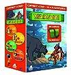 Yakari - 4 DVD (dans 1 bo�tier double et 2 simples) + Besace