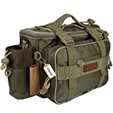 Search : YOGAYET Fishing Tackle Bag Multifunctional Lure Waist Pack Waterproof Soft Sided Waist Shoulder Carry Storage for Fishing Climbing Hiking Traveling
