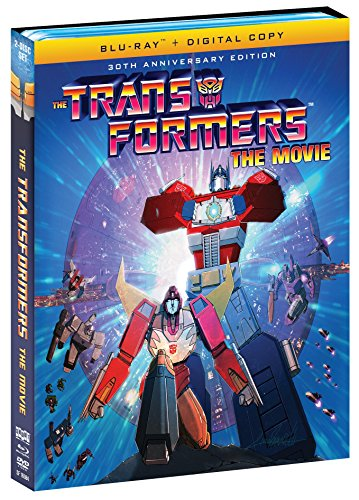 Transformers: The Movie (30th Anniversary Edition) [Blu-ray] from Shout! Factory