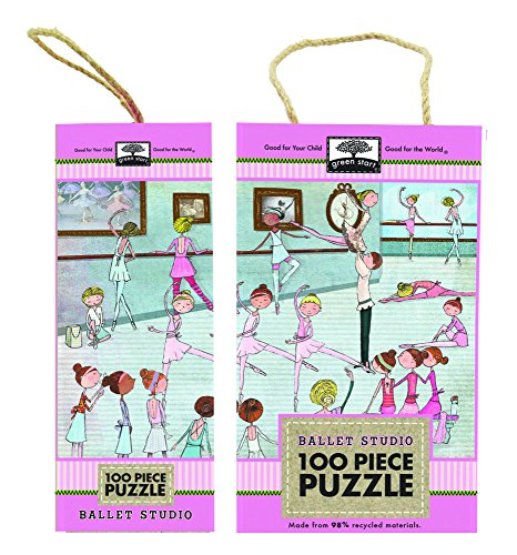 Innovative Kids Green Start Ballet Studio Puzzle (100 Piece)