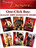 img - for One-Click Buy: August 2009 Silhouette Desire: Bossman Billionaire\One Night with the Wealthy Rancher\Sheikh's Betrayal\The Tycoon's Secret Affair\Billion-Dollar Baby Bargain\The Magnate's Baby Promise book / textbook / text book