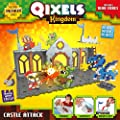 Qixels 87028 Kingdom Castle Attack Playset