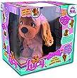 IMC Toys - Lucy, perrita interactiva, 29 x 30 x 22 cm (7963)