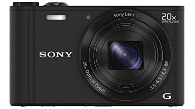 Sony DSC-WX300 18.2MP Digital Camera