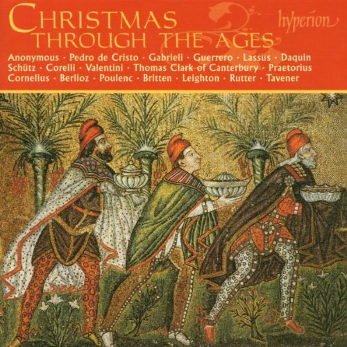 Christmas Through The Ages by George Frederick Handel,&#32;Tomaso Albinoni,&#32;Giovanni Gabrieli,&#32;Henry Purcell and John Dowland