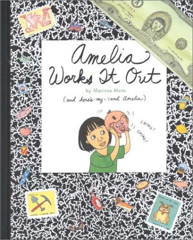 Amelia Works It Out (Amelia (American Girl Hardcover))