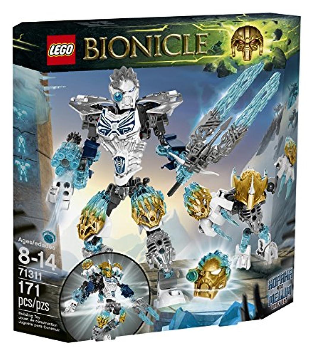 [해외] LEGO BIONICLE KOPAKA AND MELUM - UNITY SET 71311-6136949