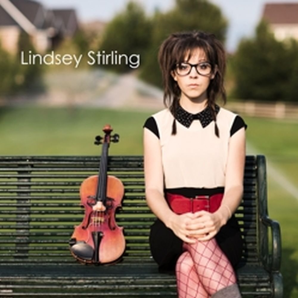 Check out Lindsey Stirling's new CD on Amazon.com