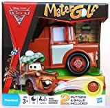 Disney Pixar Cars 2 - Mater Golf Game