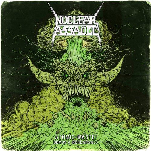 Atomic Waste: Demos & Rehearsals (Green Vinyl, Pos
