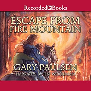 Escape from Fire Mountain Audiobook