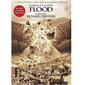 Johnstown Flood narrated by Richard Dreyfuss
